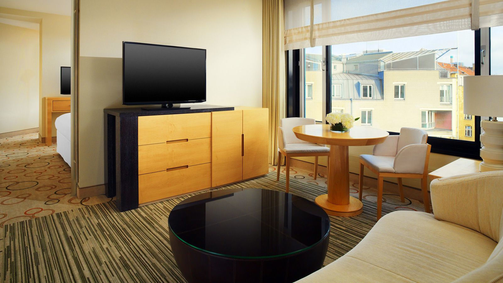Executive Suite at the Sheraton hotel Berlin