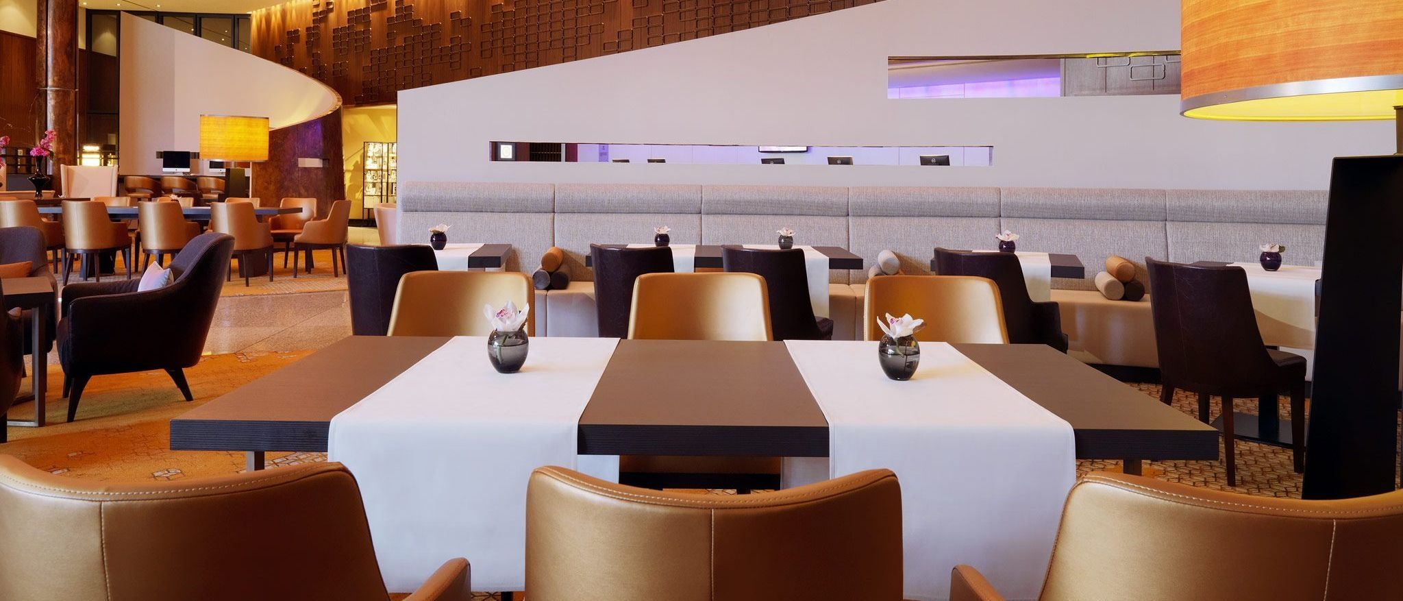 Ellipse Lounge Restaurant im Sheraton Berlin Grand Hotel Esplanade